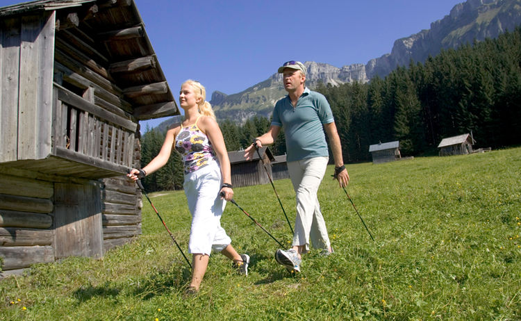 Nordic Walking Blaa Himsl