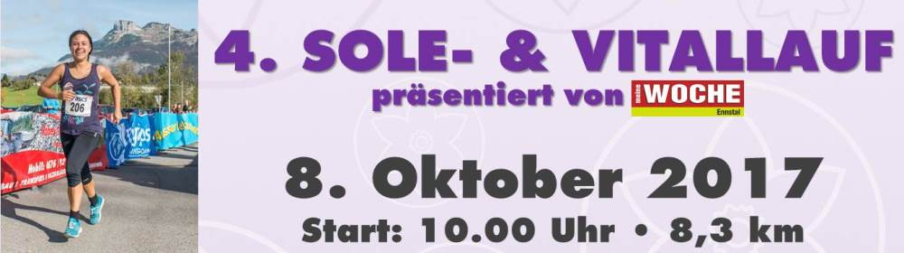 Pop Up Sole Vitallauf 2017 1