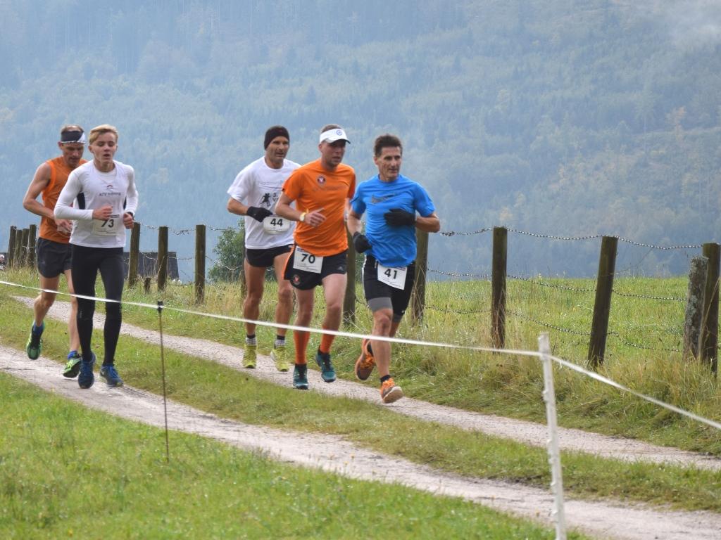 Läufergruppe SoleVitallauf