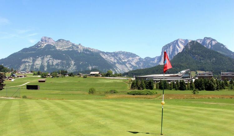 Golfclub Ausseerland ©TVB Ausseerland Salzkammergut_Viola Lechner
