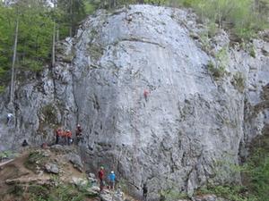 Klettergarten Plombergstein