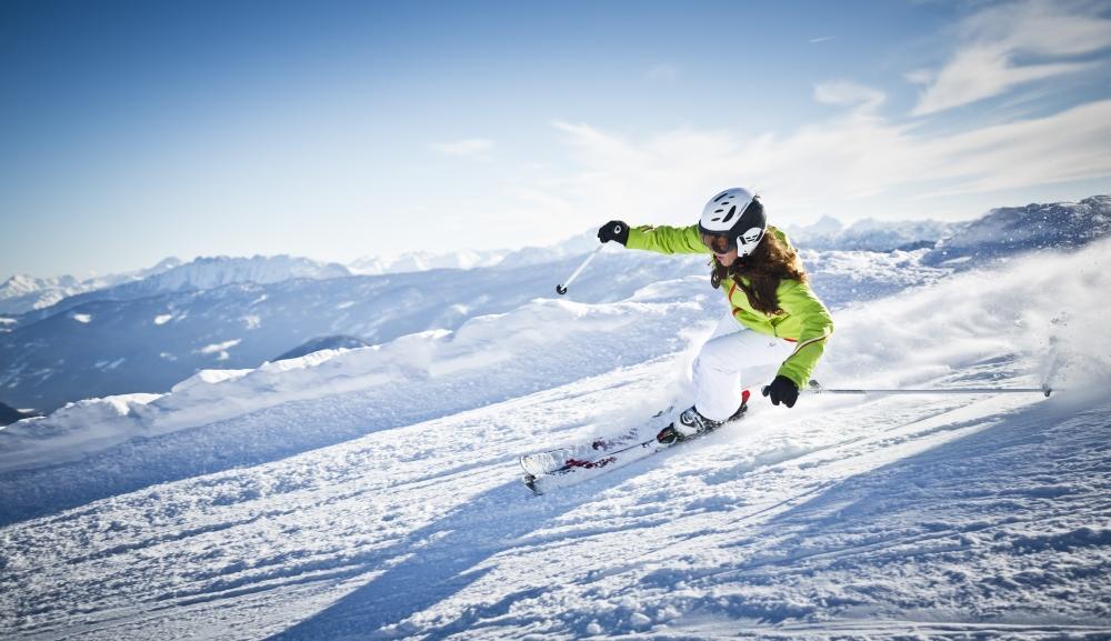 Loser Skifahren