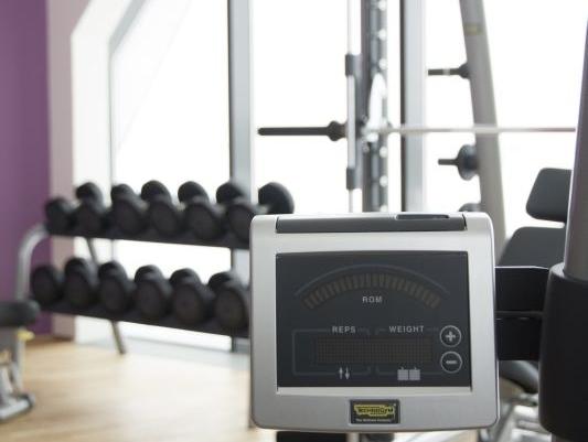 Fitness Ausstattung