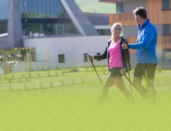 Nordic Walking medical Fitness