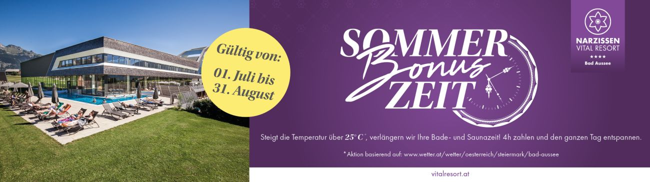 Pop Up Sommer Bonus Zeit 2019